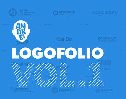 Logofolio Vol.1 / 2015-2018