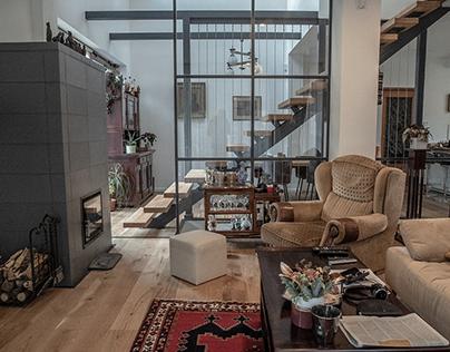 Budakeszi house, from scratch