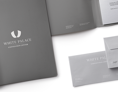 White Palace - Rebrand (Concept)