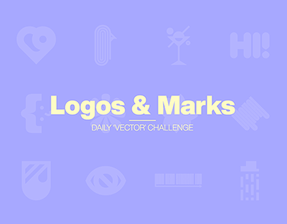 12 logos & marks