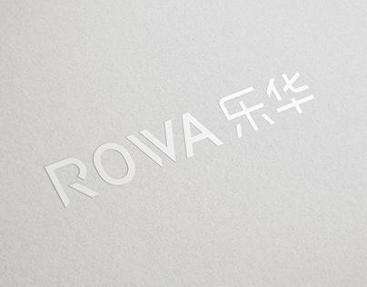 ROWA乐华品牌升级