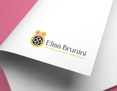 "Logo ""Elisa Brunini"""