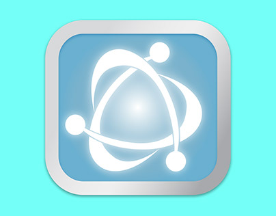Universal Media Server Icon for Big Sur