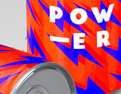 Brain Power - energy drink