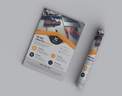 Corporate Business Flyer Design (FREE)