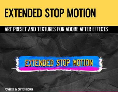 Extended Stop Motion