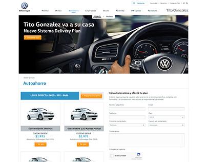 VW Concesionaria TG
