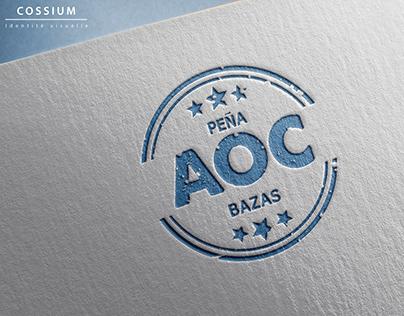 Création logo Peña AOC