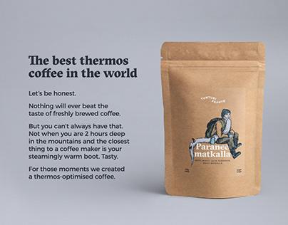 Tunturipaahto Coffee