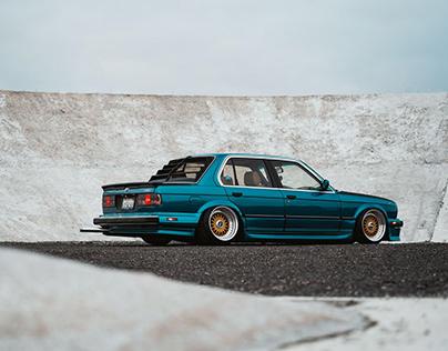 BMW E30 USDM