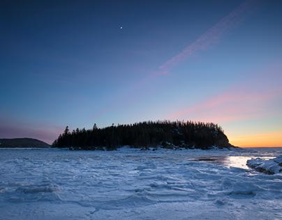 Winter Times in Québec