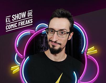 El Show de Comic Freaks
