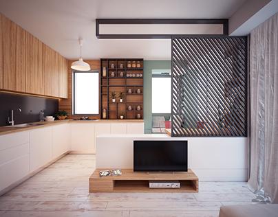 30m2 Apartment