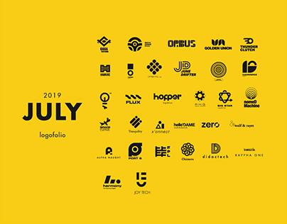 July Logos 2019