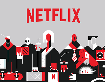 Netflix ( Binge Watchers)