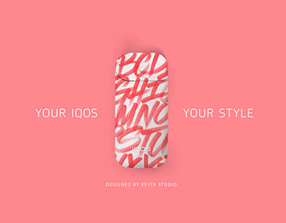 YOUR IQOS, YOUR STYLE