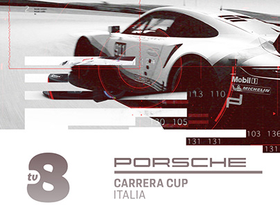 RACE! Porsche Carrera Cup Italia 2019