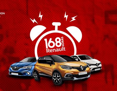 168h Renault