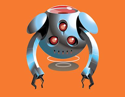. : CLK-B8 Character Design