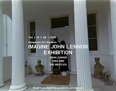 John Lennon exhibition