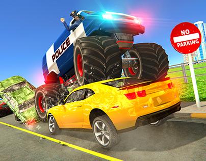 Angry Police Simulator
