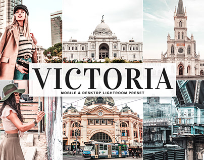 Free Victoria Mobile & Desktop Lightroom Preset
