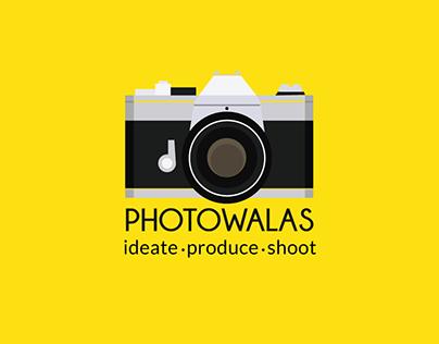 Graduation Project : Branding of Photowalas.