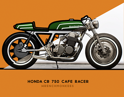 Wrenchmonkees - Vector Illustration