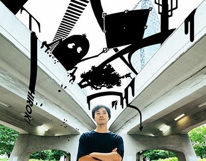 Illustrator 30_30 vol. 28 Hirokazu Sato