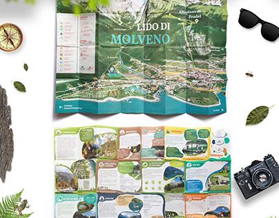 Lido di Molveno pocket map
