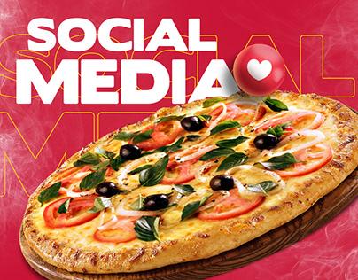 Social Media | Ritmo da Pizza