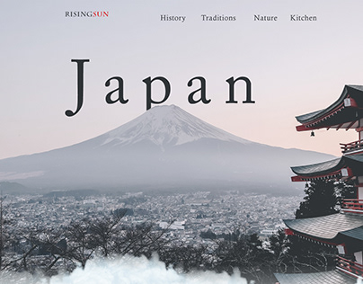 Japan business card