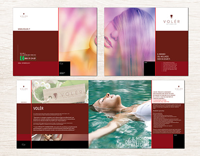Volér Spa Consulting Corporate Brochure 2016