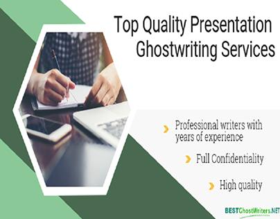 Presentation ghostwriter top mba essay writers service gb