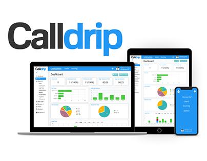 Calldrip - Product Design