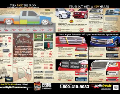Stylin Trucks Advertisments