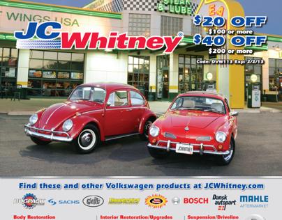 JC Whitney Advertisements