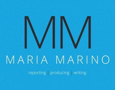 Maria Marino Branded Web Presence