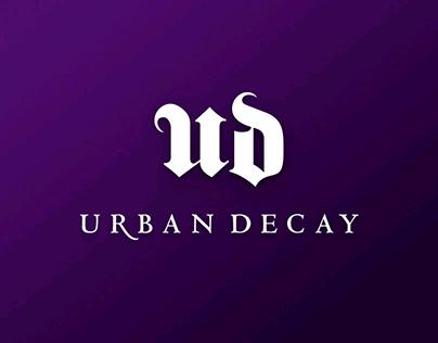 Urban Decay. Redesign Concept