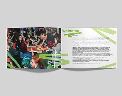 Students Union Brochures