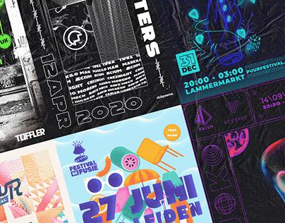 2019 - Various Artworks