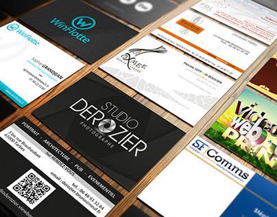Logos + Cartes de visite