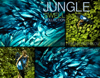 JUNGLE SWELL collection | art