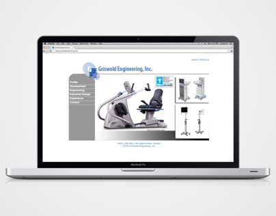Griswold Engineering Website