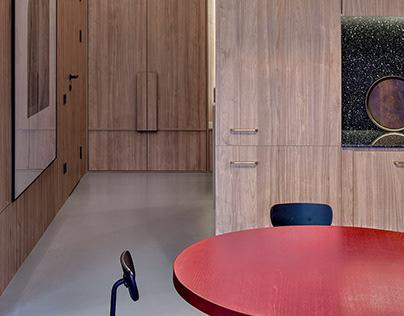 99 sq meters apartment (photo)