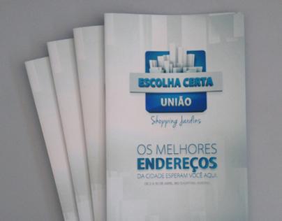 UNIÃO ENGENHARIA // FEIRÃO ESCOLHA CERTA