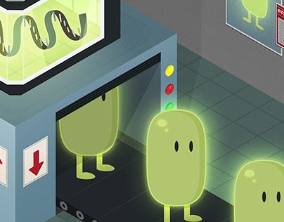 Inside the Nanofactory