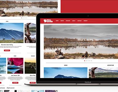 Fjällräven Indonesia Web