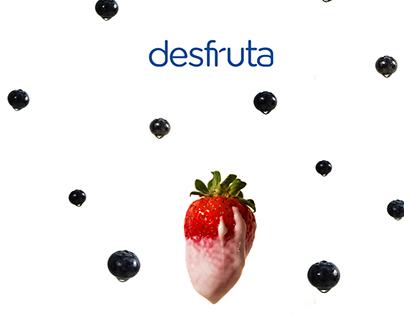 desfruta - Venda de fruta