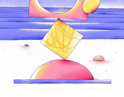 Heat (Illustration)